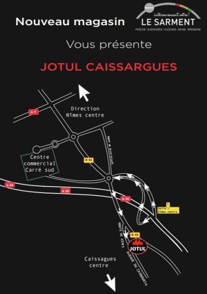 Jotul Caissargues